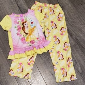 👑 Disney Belle PJs